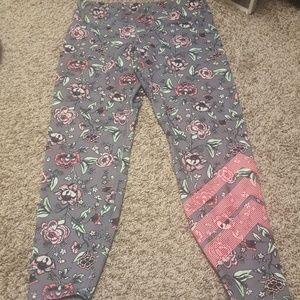 Workout pants size medium